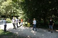 """A Villa Varda di Brugnera al via il progetto """"Fvg in movimento. 10mila passi di salute"""""""
